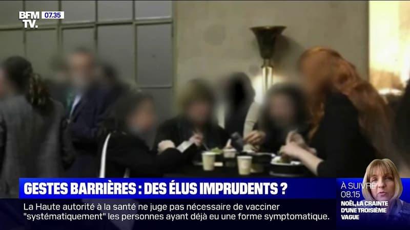 A Boulogne-Billancourt, des élus municipaux épinglés pour non-respect des gestes barrières