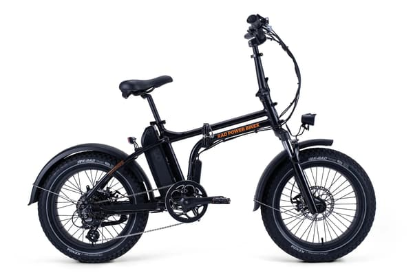 Le RadMini est un vélo pliant tout-terrain