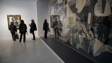 Picasso reste en tête des ventes.