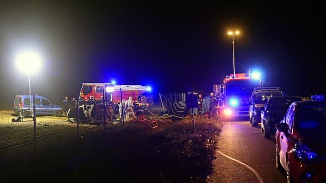 Cinq enfants de 3 à 14 ans sont morts dans l'accident.