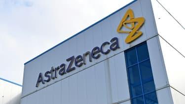 Les bureaux de la société pharmaceutique AstraZeneca PLC à Macclesfield (Royaume-Uni), le 21 juillet 2020