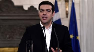 Le gouvernement d'Alexis Tsipras ne veut pas d'un retour de la troïka à Athènes.