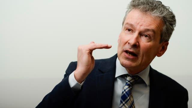 Koen Van Gerven, patron de Bpost