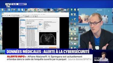 Données médicales: alerte à la cybersécurité - 29/01