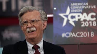 John Bolton, conseiller à la sécurité nationale de la Maison Blanche