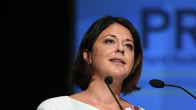 L'ancienne ministre membre du Parti radical de gauche, Sylvia Pinel.