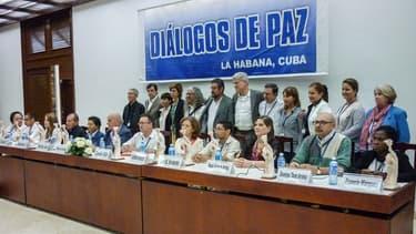 C'est à La Havane, à Cuba, que les représentants de la rébellion des Farc ont annoncé l'instauration d'un cessez-le-feu à durée indéterminée.