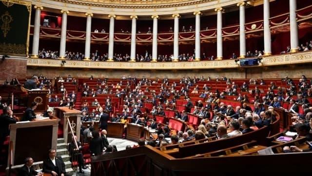 L'Assemblée nationale. (Photo d'illustration)