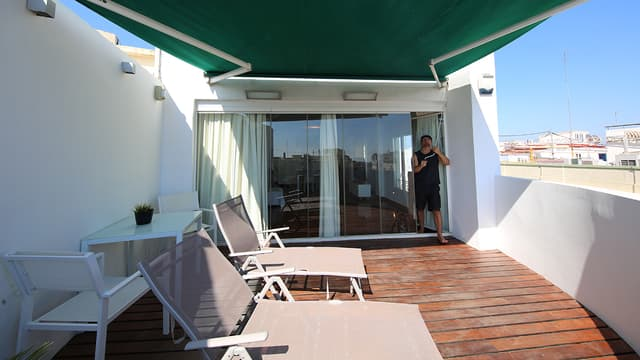 Appartement Airbnb à Valence (Espagne).