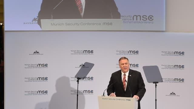 Mike Pompeo annonce le financement de projets énergétiques en Europe centrale et Europe de l'est