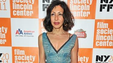 """Yasmina Reza a reçu le prix Renaudot pour son roman """"Babylone"""""""