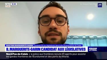 Pas-de-Calais: Bastien Marguerite-Garin candidat aux législatives déplore une mauvaise couverture du réseau dans le département