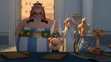 """Image extraite d'""""Astérix - Le domaine des Dieux"""", en salle mercredi 26 novembre."""