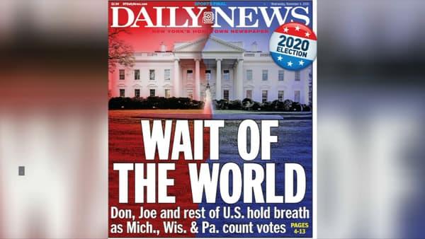 La Une du Daily News