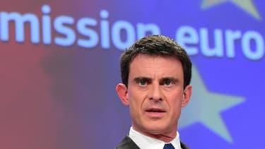 Manuel Valls veut atteindre les objectifs de croissance.