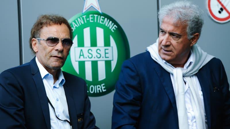 Saint-Etienne: Romeyer et Caiazzo annoncent qu'ils veulent vendre le club