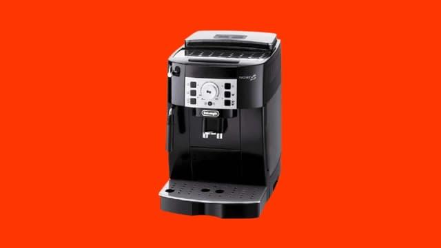 Soldes machine à café : la machine Expresso Delonghi est à prix réduit chez Conforama