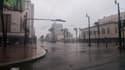 Les dégâts de l'ouragan Ida à La Nouvelle-Orléans