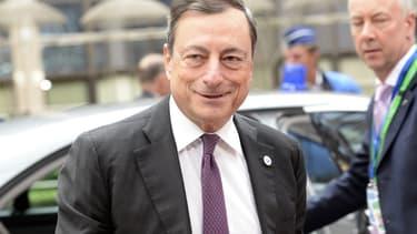 Le président de la BCE accepterait une action plus poussée.