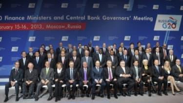 Les ministres des Finances du G20 se réunissent une nouvelle à Moscou, ce vendredi 19 juillet.