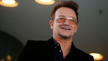 Bono, le chanteur de U2, a réuni plus de 50 artistes pour envoyer un message aux dirigeants du G8.