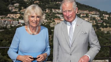 Camille et le prince Charles