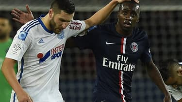 L'Olympique de Marseille est équipée par Adidas, quand le PSG est sous contrat avec Nike.