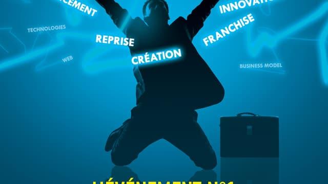 Le Salon des Entrepreneurs se déroulent les 5 et 6 février à Paris
