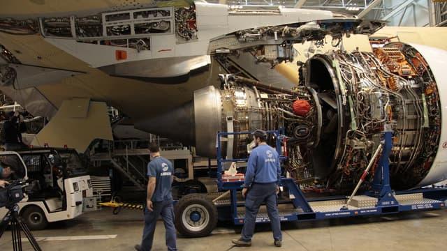 Les Douanes expliquent en partie ce déficit par la baisse des livraisons aéronautiques et spatiales.