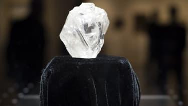 Le diamant Constellation qui s'est vendu 63 millions d'euros a été trouvé dans la même mine que Lesedi La Rona, le diamant de 1.109 carat, le deuxième gros au monde, jamais découvert, qui est exposé et sera mis aux enchères, le 29 juin 2016, chez Sotheby's à Londres.