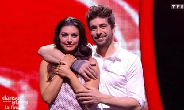 """Agustin Galiana, Lenni-Kim et Tatiana Silva étaient les trois finalistes de la saison 8 de """"Danse avec les stars"""""""
