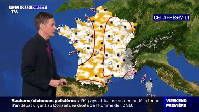 La météo du samedi 13 juin 2020