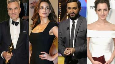 Daniel Day-Lewis, Lucie Lucas, Cyril Hanouna et Emma Watson dans l'actualité de la semaine