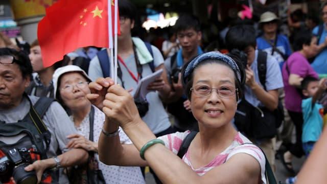 Le nombre de touristes chinois a explosé, depuis 20 ans, en même que l'économie du pays.