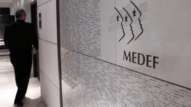 """Le Medef estime que les seuils sociaux sont un """"poison pour l'économie française""""."""