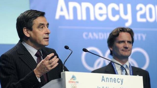 François Fillon et Charles Beigbeder
