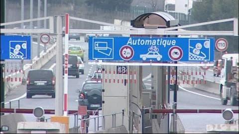 Autoroutes: pas d'augmentation des tarifs en 2015