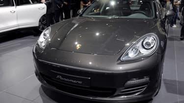 Berlin prépare un rappel des Porsche Panamera