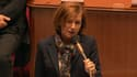 Florence Parly mercredi à l'Assemblée nationale.