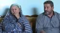 Salima et Ali ont dû fuir Syrte en catastrophe, après le meurtre du frère d'Ali par Daesh.