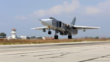 Avion Russe - Soukhoï Su-24