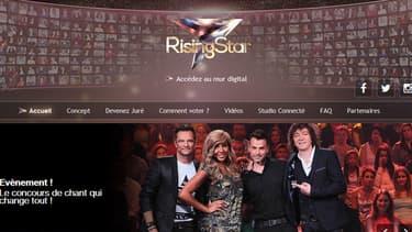 Rising Star commence jeudi 25 septembre, sur M6.