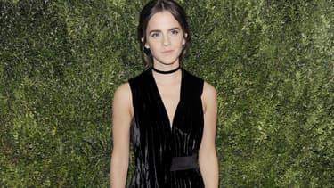 Emma Watson le 15 novembre 2016