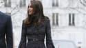 Kate Middleton à Paris le 18 mars 2017