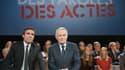 Jean-Marc Ayrault et David Pujadas, jeudi soir sur France 2