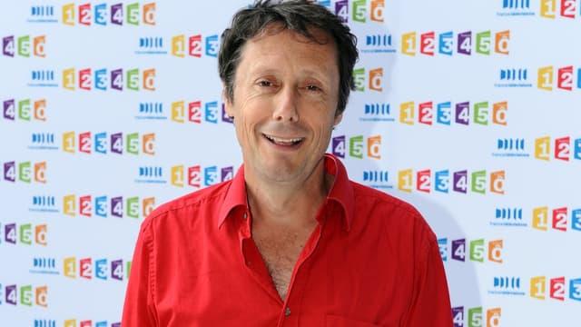 Antoine de Maximy le 17 décembre 2012