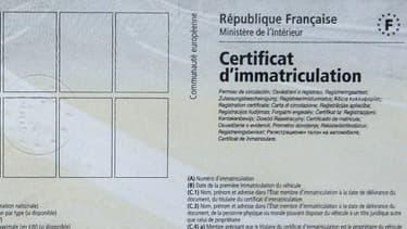 A partir du 06 novembre, toutes les demandes concernant les certificats d'immatriculation devront être effectuées en ligne.