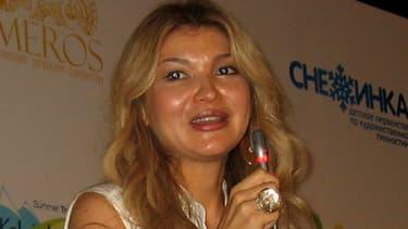 Gulnara Karimova, fille du potentat ouzbek Islom Karimov, est soupçonnée d'avoir participé à des opérations de blanchiment.