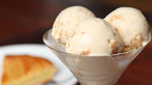 Une crème glacée - Image d'illustration