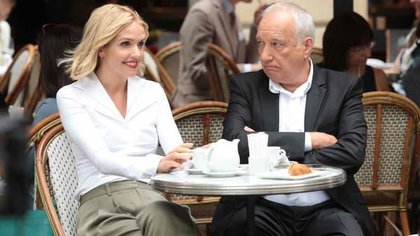 """Laurence Arné et François Berléan dans """"La Ch'tite Famille"""", en salles le 28 février 2018"""